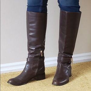 Michael Kors High Riding Boots brown  Sz7.5